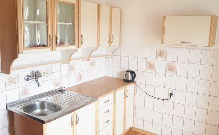 1. - izbový byt 30 m2 s loggiou po kompletnej rekonštrukcii v Martin - širšie centrum