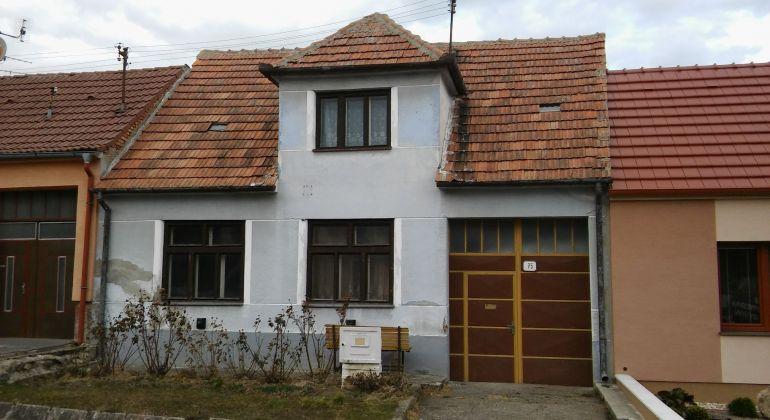 Na predaj dom v Trnovci