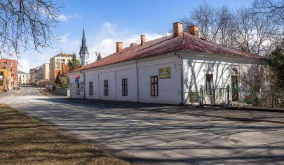 Polyfunkčný dom centrum Spišská Nová Ves