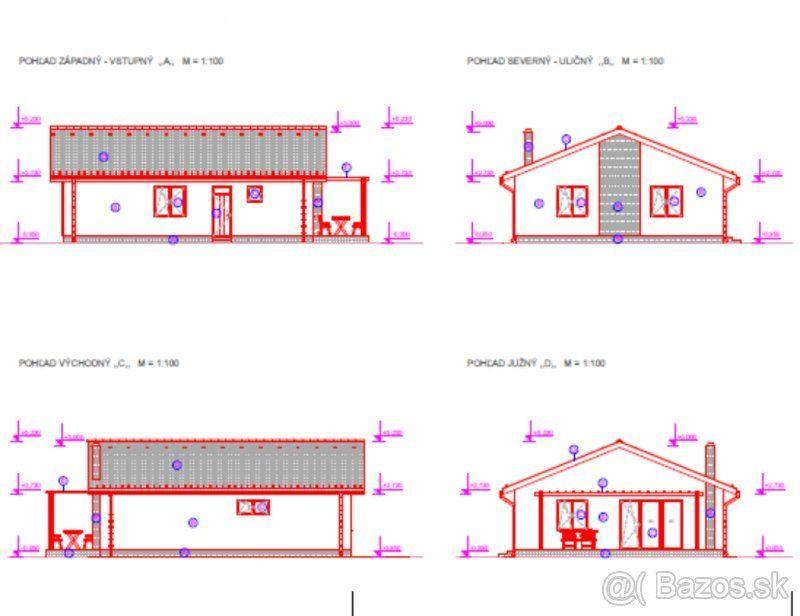 36a9b618e Predaj pripravovaných pasívnych domov vo Vrábľoch 041-12-ALR - Vráble