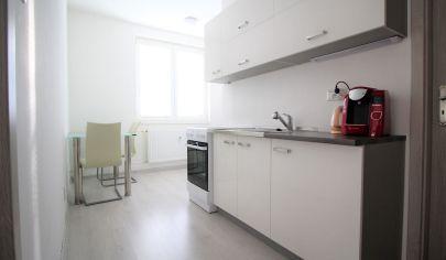 SORTier s.r.o. 2 izbový byt v centre Malaciek - kompletná rekonštrukcia