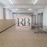 Obchodný priestor vhodný na rehabilitačné centrum, 232,4 m2
