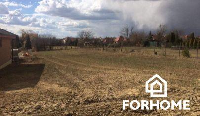 Pozemok vhodný na výstavbu rodinného domu, Branovo
