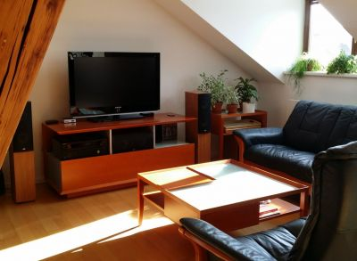 Ponúkame Vám na prenájom 4 izbový mezonetový byt Bratislava-Ružinov, Miletičova ul.