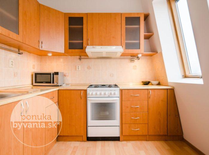 REZERVOVANÉ - VRÚTOCKÁ, 1-i byt, 32 m2 - VLASTNÝ KOTOL, najvyšší byt v okolí, PRIPRAVENÝ NA BÝVANIE, novostavba