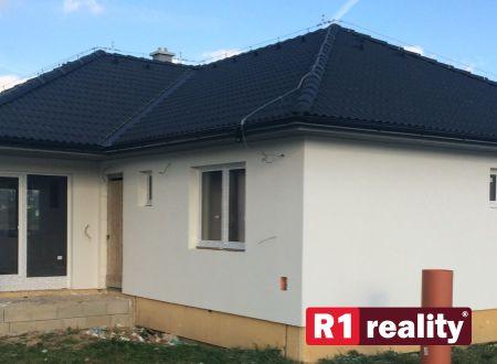 Rodinný dom /4 izbový, NOVOSTAVBA, Banka pri Piešťanoch
