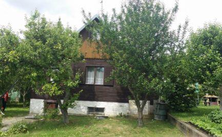 Záhradná chata 45 m2 v lokalite Martin - Bystrička, pozemok 380 m2