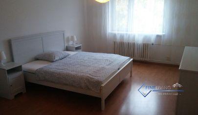 Vkusne zariadený 3 - izb. byt s garážou a 2 balkónmi v žiadanej lokalite