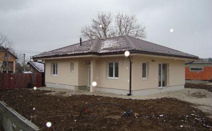 Novostavba rodinného domu, Višňové