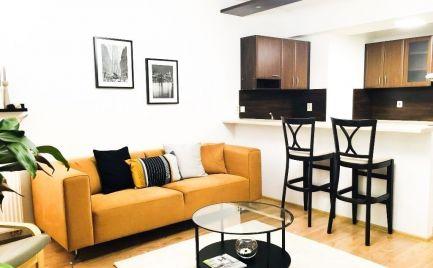 PRENÁJOM 2 izbový slnečný byt NOVOSTAVBA Bratislava Ružinov Rastislavova EXPIS REAL