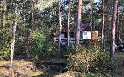 PREDAJ - 3 izbová murovaná rekreačná chata, Tomky - EXPISREAL