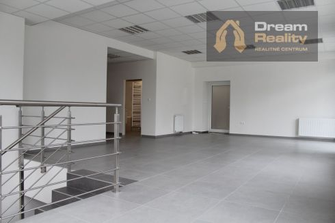Prenájom - kancelárske priestory + skladové priestory