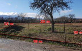 Na predaj pozemok schválený pre dvojpodlažný rodinný dom v Trenčíne časť Belá