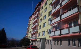 Predaj 2 i byt bez balkóna na Jedľovej ul.Podborová-Zvolen