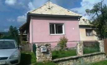 Predaj domu /chalupy obci Divín pri vodnej nádrži Ružiná okr.Lučenec