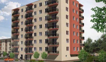 Byt 3+1 (74 m2) s balkónom, centrum Sp. Nová Ves