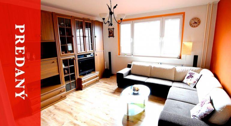 PREDANÝ: Predaj 2i byt na ul. M. Bela, Hájik