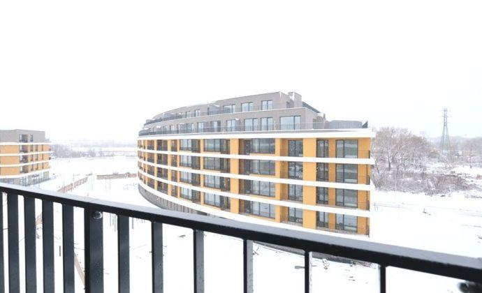 Nový 2-izbový moderný byt na prenájom, Nový Ružinov