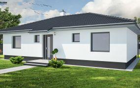 EXKLUZÍVNE IBA U NÁS !!! Ponúkame Vám na predaj NOVOSTAVBA 4 izbového rodinného domu v novej štvrti Trenčína - Záblatie.