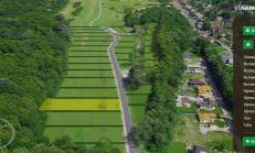 Slnečné údolie - predaj stavebného pozemku č.4 - rozloha 2049 m2