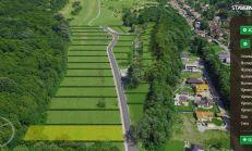 Slnečné údolie - predaj stavebného pozemku č. 2-rozloha 2141 m2