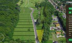 Slnečné údolie - predaj stavebného pozemku č.22 - rozloha 2080 m2