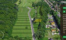 Slnečné údolie - predaj stavebného pozemku č.25 - rozloha 1585 m2 REZERVOVANE