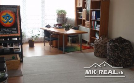 Pekný 3 izbový byt v centre mesta Malacky