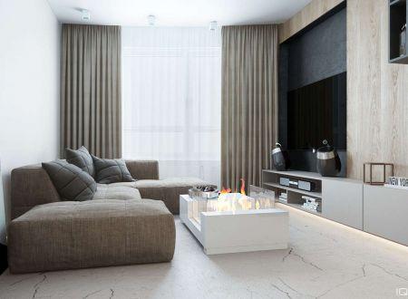 Novostavba 2 izbový byt č. 4.02, 96,67m2, terasa, loggia, parkovacie miesto, centrum Piešťan