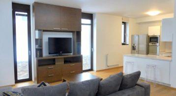 PRENÁJOM, 2 izbový zariadený byt s parkingom na Kolibe, Parkville, Bratislava - Nové mesto, VIDEO obhliadka