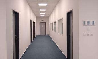 Ponúkame na prenájom OFICCE - kancelárske priestory v novostavbe v medzinárodnej firme v Novej Dubnici.