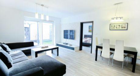 Kuchárek - real: predaj 3 izb. byt v novostavbe so záhradkou a park., ul. NÁKOVNÁ, Bratislava - Podunajské Biskupice