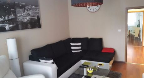 2 - izbový byt v novostavbe ARBOREUM na prenájom