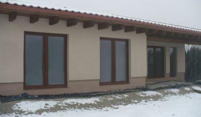 Vrútky novostavba rodinného domu 118 m2.