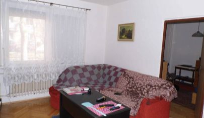 Martin SEVER NÁJOM čiastočne zariadený 3 izbový byt 60m2