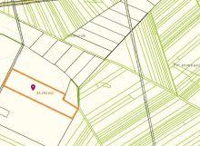 REZERVOVANÉ! 4,3 hektárová kvalitná orná pôda pri ceste v katastri Veľká Lúč na predaj