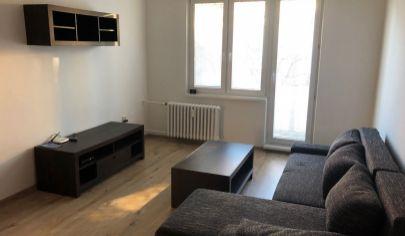 2 izbový byt s balkónom, prenájom, Nitra-Staré mesto
