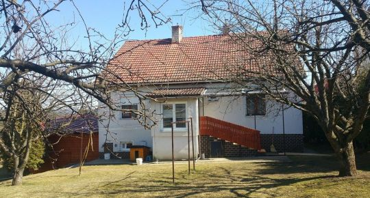 Predaj,  rodinný dom v kľudnej a tichej časti obce Sielnica