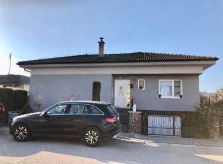 Rodinný dom Topoľčany s bazénom  / VYPLATENA ZALOHA