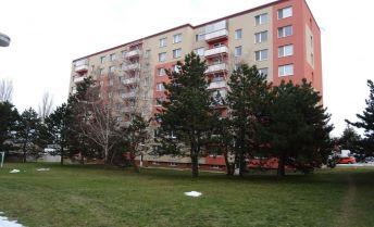3-izbový byt s balkónom - Senica