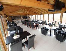 Na predaj veľmi moderná,  zabehnutá reštaurácia s výhľadom na jazero, Veľký Biel.