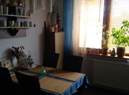 Rezervované - Predaj 3 izbového bytu aj s garážou neďaleko Myjavy.