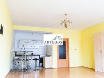 Priestranný 1 izbový byt v novostavbe v Petržalke