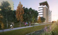 PREDAJ - 3i byt na Sihoti vo výstavbe - projekt Capitis - byt 4.H