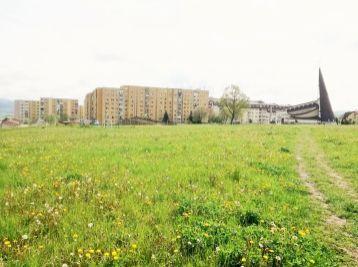 Pozemok pre výstavbu bytových domov  9.482 m2 v Bardejove