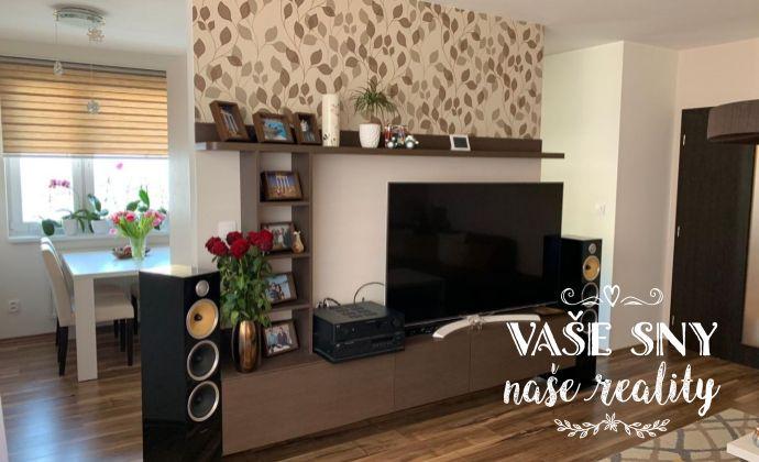 Ponúkame na prenájom kompletne zariadený 2 izb byt v novostavbe na Liptovskej ulici Juh Trenčín.