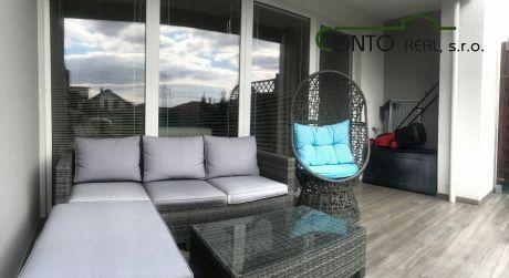 Nový 2-izb.byt so záhradkou