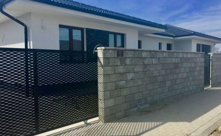 Novostavba kvalitného 4 izbového bungalovu  v Rovinke.