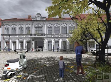 JJ Reality - 2 izbový byt s veľkou terasou v rezidencii AMBRIS Trnava