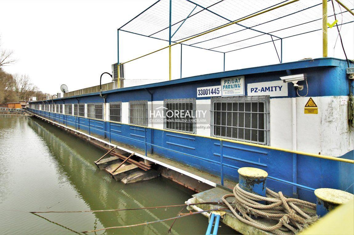 Predaj, houseboat Medveďov - ZNÍŽENÁ CENA - EXKLUZÍVNE HALO REALITY